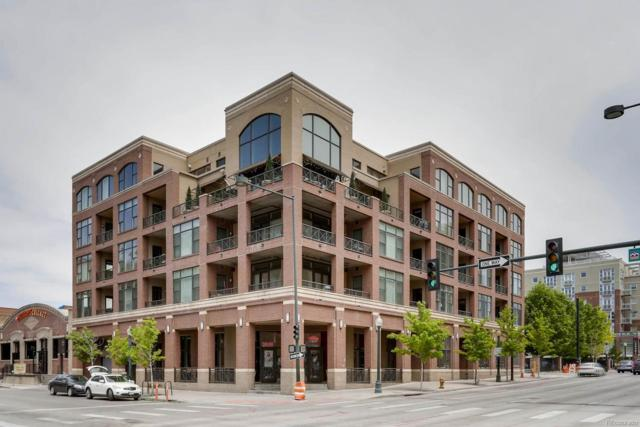2210 Blake Street #404, Denver, CO 80205 (#1928866) :: The DeGrood Team