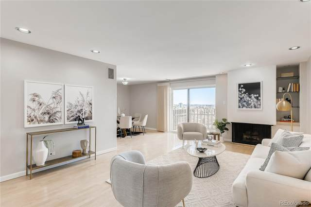 480 S Marion Parkway #1701, Denver, CO 80209 (#1929028) :: Re/Max Structure