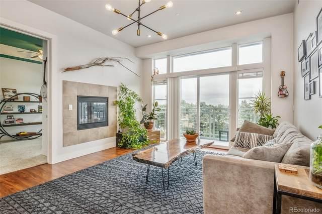 1488 Madison Street #405, Denver, CO 80206 (#1929220) :: Wisdom Real Estate