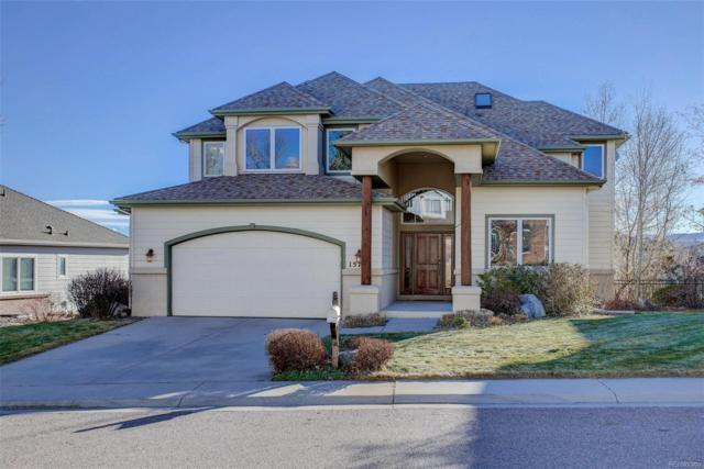 15784 W 63rd Avenue, Arvada, CO 80403 (#1929721) :: The Griffith Home Team