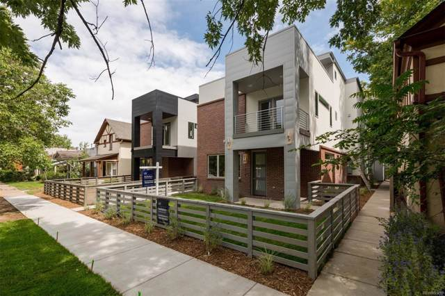 1824 Race Street, Denver, CO 80206 (MLS #1930190) :: 8z Real Estate