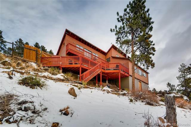 34298 Mineral Lane, Pine, CO 80470 (#1930557) :: Berkshire Hathaway Elevated Living Real Estate