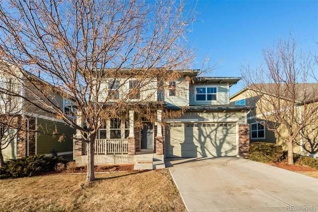 3525 E 141st Drive, Thornton, CO 80602 (#1930559) :: The Gilbert Group