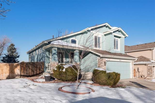 10635 W Parkhill Avenue, Littleton, CO 80127 (MLS #1931095) :: 8z Real Estate