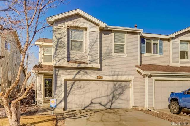 5384 S Picadilly Court, Aurora, CO 80015 (MLS #1931186) :: Kittle Real Estate