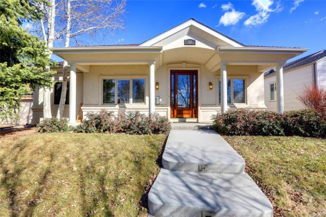 1550 S Columbine Street, Denver, CO 80210 (#1931631) :: The Peak Properties Group