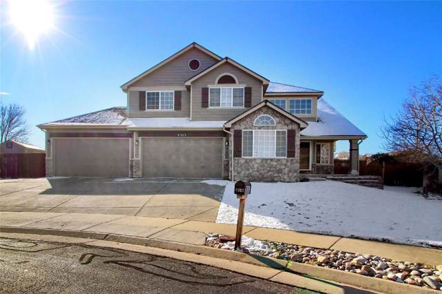8303 Union Court, Arvada, CO 80005 (#1931958) :: The DeGrood Team
