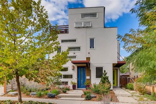 4313 Vrain Street, Denver, CO 80212 (#1932600) :: The Artisan Group at Keller Williams Premier Realty