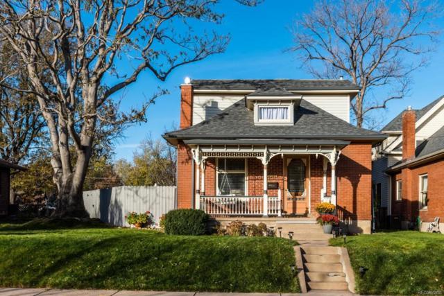 1725 S Grant Street, Denver, CO 80210 (#1932988) :: Sellstate Realty Pros