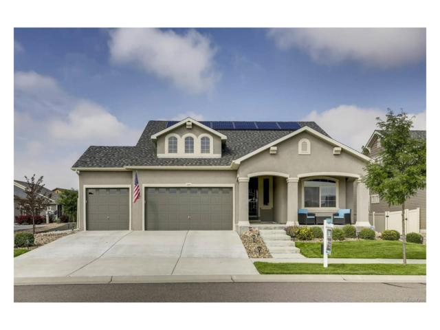 5475 Espana Court, Denver, CO 80249 (MLS #1933465) :: 8z Real Estate