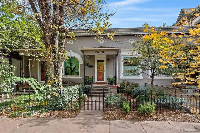 2608 Stout Street, Denver, CO 80205 (#1933480) :: The DeGrood Team
