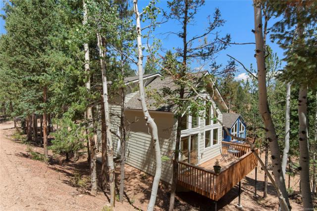 509 Wakanda Trail, Woodland Park, CO 80863 (#1933716) :: James Crocker Team