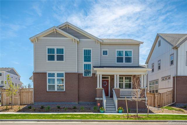 5326 W 97th Court, Westminster, CO 80020 (MLS #1933811) :: 8z Real Estate