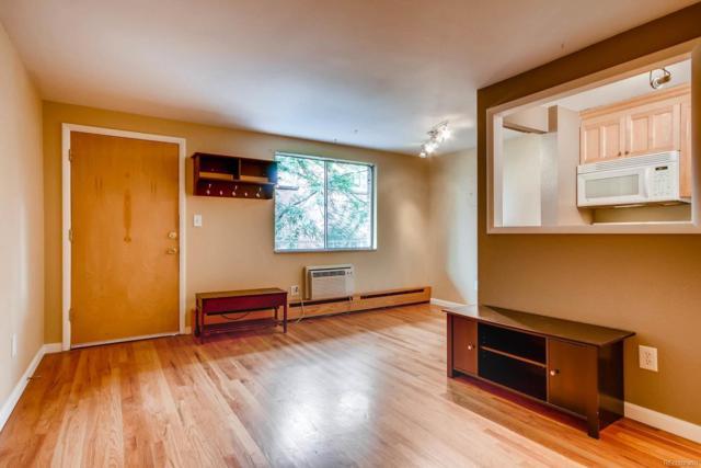 148 S Emerson Street #204, Denver, CO 80209 (#1933830) :: Wisdom Real Estate