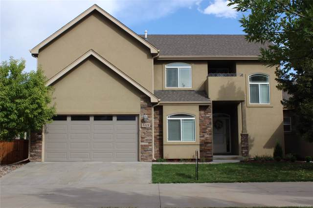 4420 Georgetown Drive, Loveland, CO 80538 (#1934060) :: The Healey Group