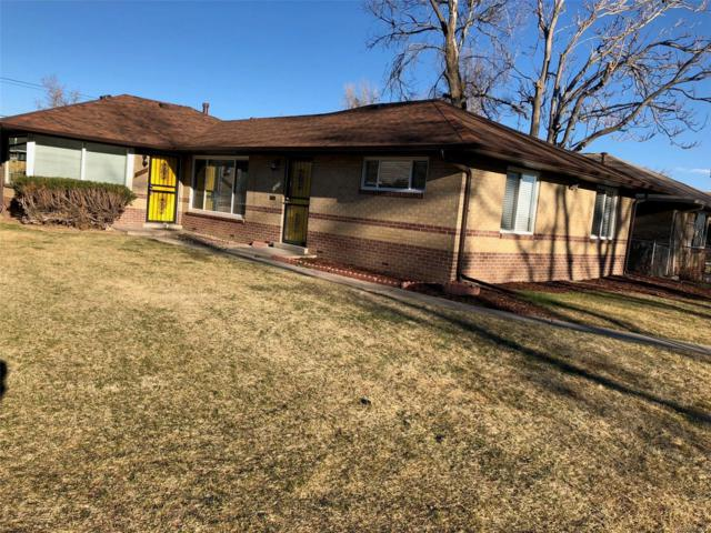 3621 Hudson Street, Denver, CO 80207 (MLS #1934416) :: 8z Real Estate