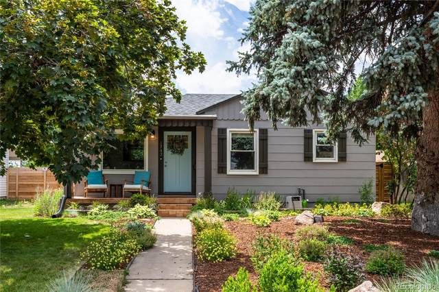1743 S Garfield Street, Denver, CO 80210 (#1935052) :: Colorado Home Finder Realty