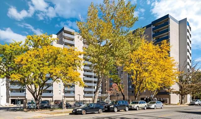 601 W 11th Avenue #220, Denver, CO 80204 (#1935176) :: James Crocker Team