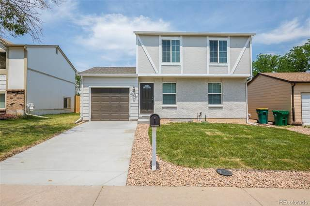 4221 S Quintero Way, Aurora, CO 80013 (#1935219) :: Kimberly Austin Properties