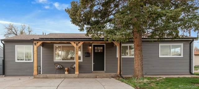 1601 S Knox Court, Denver, CO 80219 (#1935283) :: Colorado Home Finder Realty