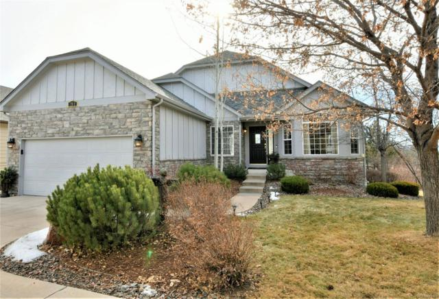 1361 Castlepoint Circle, Castle Pines, CO 80108 (#1935352) :: The HomeSmiths Team - Keller Williams