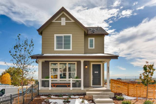 8935 Yates Drive, Westminster, CO 80031 (#1935476) :: The Heyl Group at Keller Williams