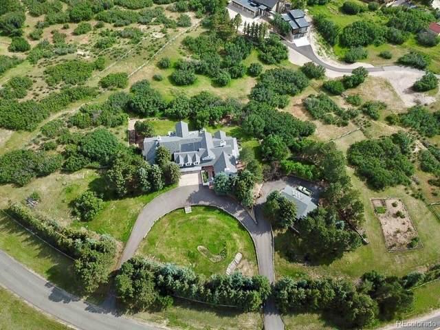 498 E Oak Hills Drive, Castle Rock, CO 80108 (MLS #1935573) :: 8z Real Estate