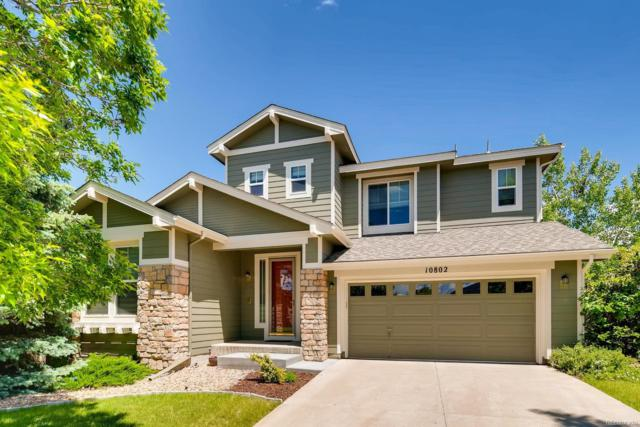 10802 Chadsworth Point, Highlands Ranch, CO 80126 (#1935827) :: The Heyl Group at Keller Williams