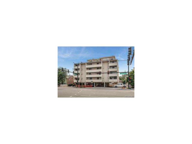 1035 Colorado Boulevard #305, Denver, CO 80206 (#1936275) :: Wisdom Real Estate