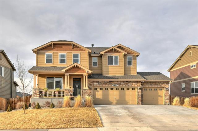 7893 E 123rd Place, Brighton, CO 80602 (#1936501) :: Harling Real Estate