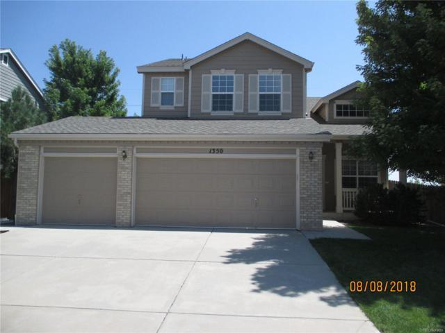 1350 N Tabor Drive, Castle Rock, CO 80104 (#1936506) :: Colorado Team Real Estate