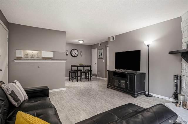 13302 E Jewell Avenue #204, Aurora, CO 80012 (MLS #1936877) :: 8z Real Estate