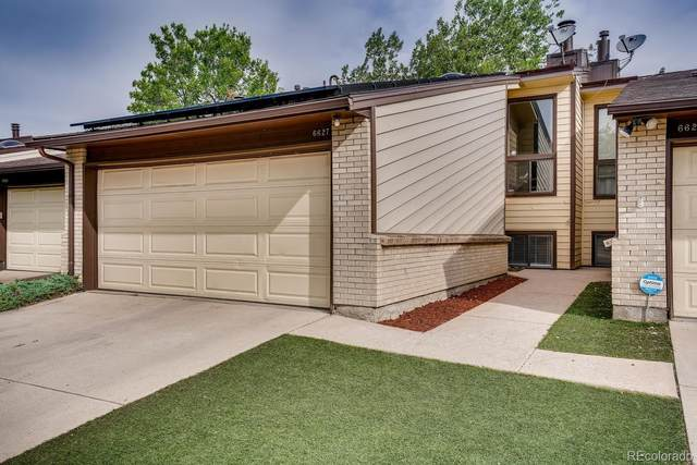 6627 W Mississippi Place, Lakewood, CO 80232 (#1936887) :: Kimberly Austin Properties