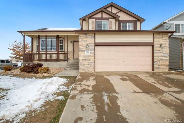 251 Firestone Circle, Lochbuie, CO 80603 (MLS #1937131) :: Keller Williams Realty