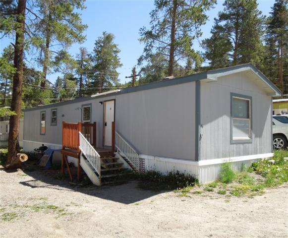 19874 N Highway 24 #46, Leadville, CO 80461 (#1937441) :: The Galo Garrido Group
