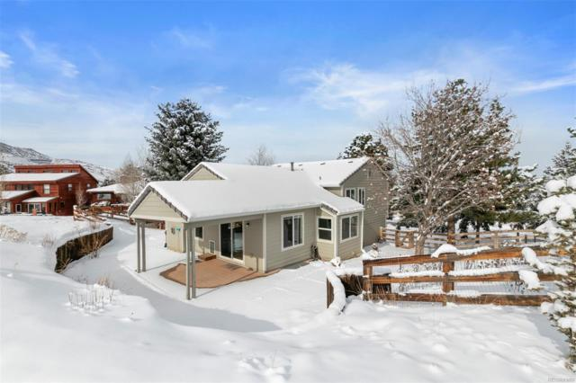 5492 Golf Course Drive, Morrison, CO 80465 (MLS #1937485) :: Bliss Realty Group