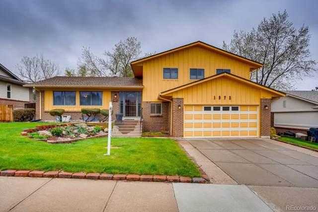 1972 S Wright Street, Lakewood, CO 80228 (MLS #1937795) :: 8z Real Estate