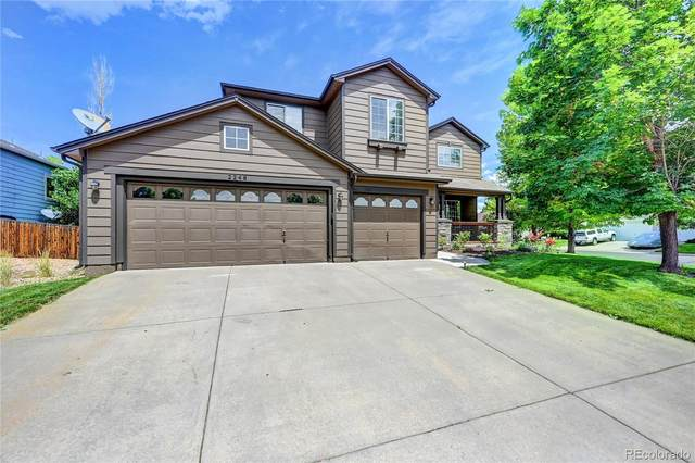 2248 S Waco Court, Aurora, CO 80013 (#1938039) :: The Colorado Foothills Team | Berkshire Hathaway Elevated Living Real Estate