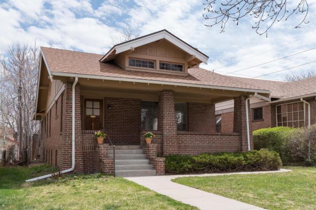 1406 Madison Street, Denver, CO 80206 (#1938050) :: The Peak Properties Group