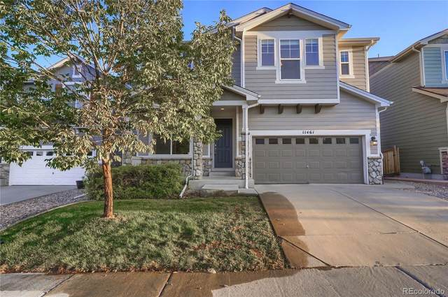 11461 W Tanforan Circle, Littleton, CO 80127 (#1938164) :: Briggs American Properties