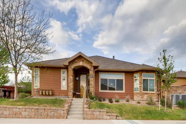 8566 Gold Peak Drive G, Highlands Ranch, CO 80130 (#1938876) :: Colorado Home Finder Realty