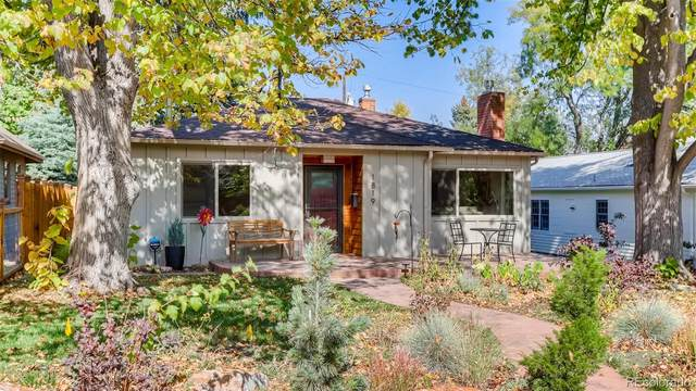 1819 Mariposa Avenue, Boulder, CO 80302 (#1938935) :: James Crocker Team