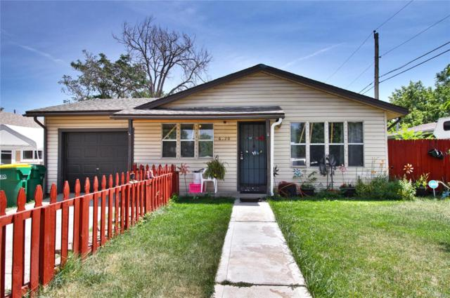 6220 Olive Street, Commerce City, CO 80022 (#1939079) :: The Peak Properties Group
