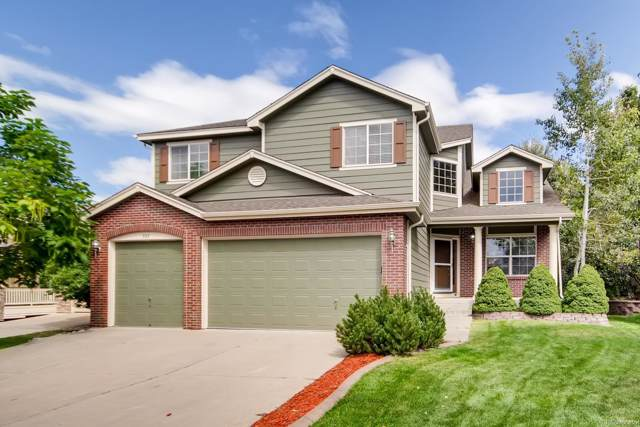 583 Briar Haven Drive, Castle Pines, CO 80108 (MLS #1939097) :: 8z Real Estate