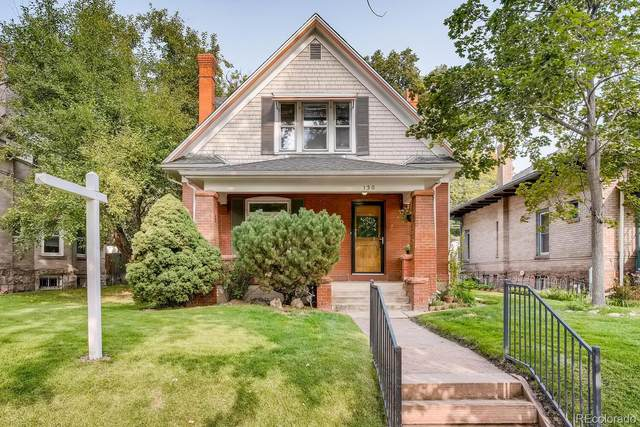 130 S Corona Street, Denver, CO 80209 (#1939806) :: The Brokerage Group