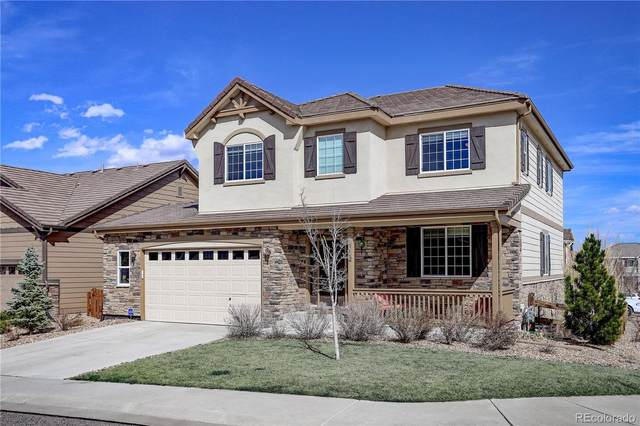 13702 Worthington Place, Parker, CO 80134 (#1939857) :: The HomeSmiths Team - Keller Williams