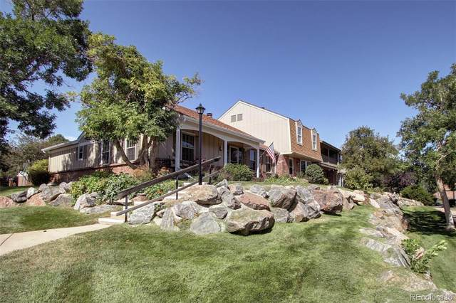 2545 E Geddes Place, Centennial, CO 80122 (#1939986) :: Chateaux Realty Group