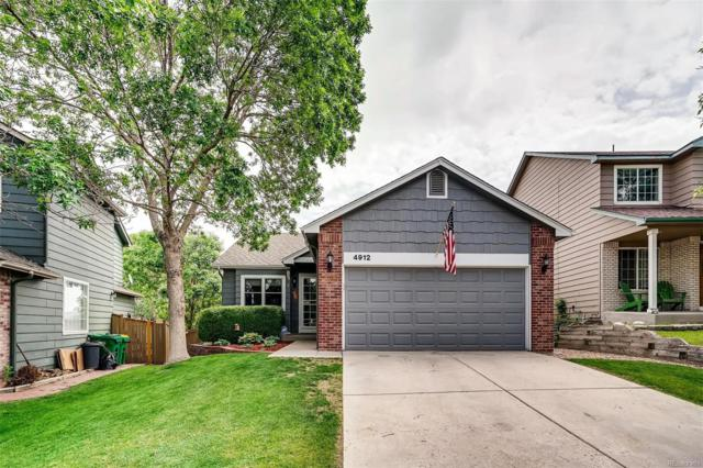 4912 N Silverlace Drive, Castle Rock, CO 80109 (#1939987) :: 5281 Exclusive Homes Realty