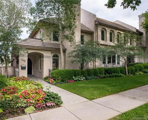 349 Adams Street, Denver, CO 80206 (#1939995) :: Mile High Luxury Real Estate