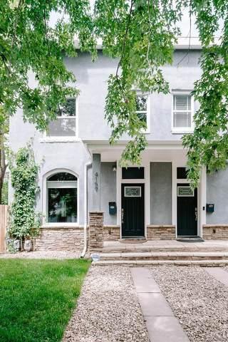 4159 Wolff Street, Denver, CO 80212 (#1940022) :: Portenga Properties